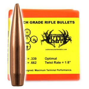 Berger Bullets - 270 caliber, 170 GR, Elite Hunter