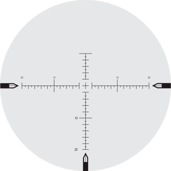 MOAR | Nightforce Reticle
